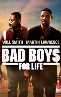 Bad Boys For Life - Film Review With Will Smith and Martin Lawrence