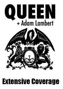 Queen + Adam Lambert - 2014 Tour - Auburn Hills, Michigan